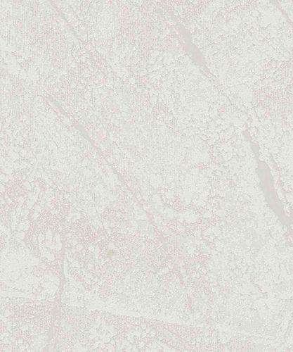 Vliestapete Struktur Glanz-Effekt weiß Marburg 57931