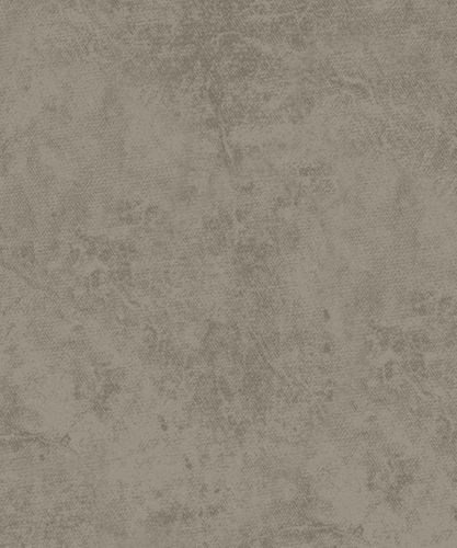 Wallpaper Marburg single-coloured taupe 57934