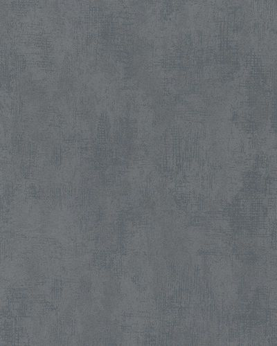 Non-Woven Wallpaper Plaster anthracite grey Metallic 58003 online kaufen
