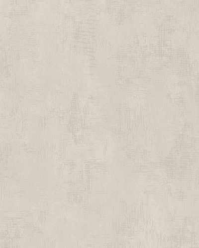 Non-Woven Wallpaper Plaster cream beige Metallic 58006