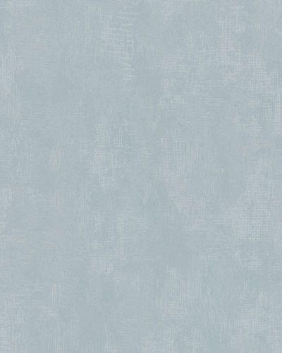 Vliestapete Uni Putzstruktur hellgraublau Glanz 58013 online kaufen