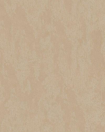 Vliestapete Putz-Optik Uni goldbeige Glanz Marburg 58023 online kaufen