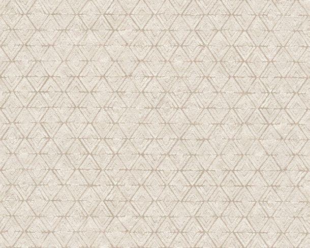 Vliestapete Grafik Rauten Lutèce grau beige 32710-4 online kaufen