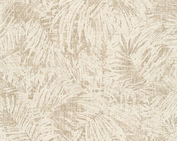 Wallpaper floral natural AS Creation cream beige 32263-2 online kaufen