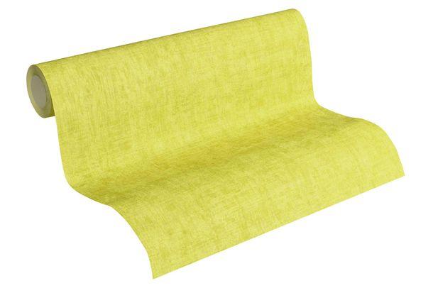 Tapete Vlies Einfarbig hellgrün silber metallic 32261-5 online kaufen