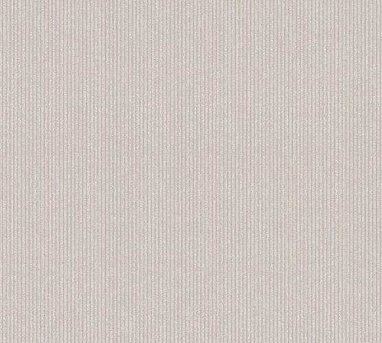 Vliestapete Struktur Gestreift AS Creation taupe 31969-4