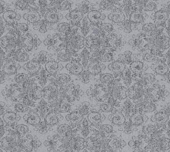 Vliestapete Ornamente Glitzer AS Creation grau 31990-2