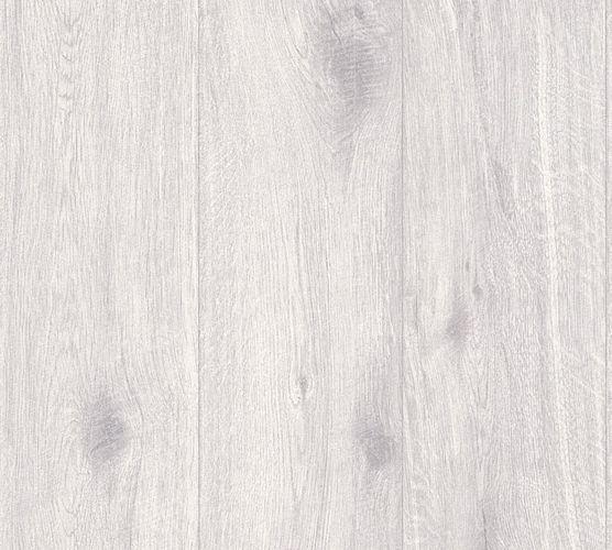 Vliestapete Holzoptik AS Creation weiß grau 31991-1