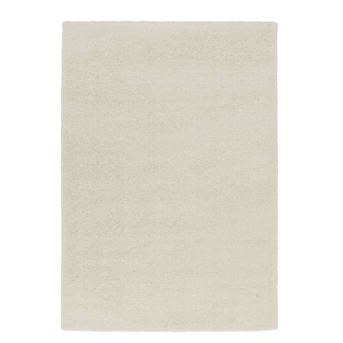 Carpet Rug Shaggy Soft Astra Rivoli White Plain Design online kaufen