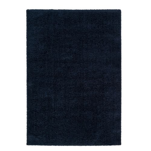 Carpet Rug Shaggy Soft Astra Rivoli Blue Plain Design buy online