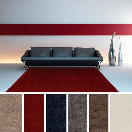 Carpet Rug Shaggy Soft Astra Rivoli var. Sizes Shades online kaufen