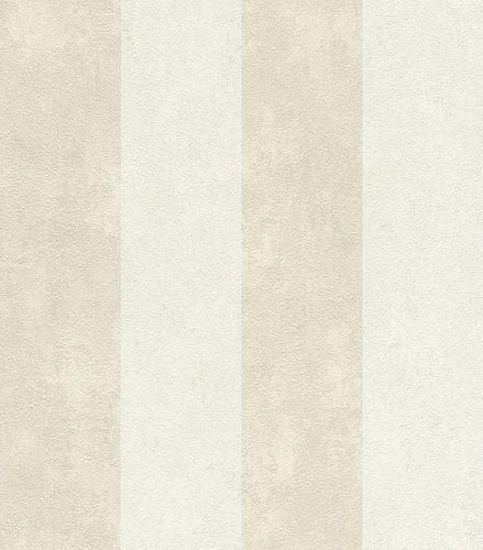 Tapete Gestreift Streifen Rasch Lucera creme beige 608946 online kaufen