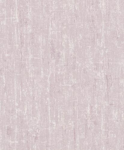 Tapete Vlies Struktur Used rosé weiß Rasch 513233