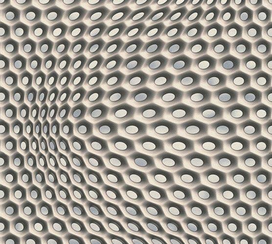 Mac Stopa Wallpaper 3D combs graphics beigegrey 32707-3 online kaufen