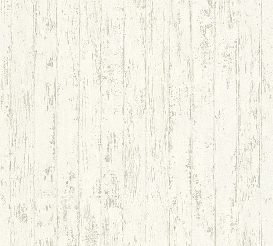 Wallpaper wood design used white AS Creation 32724-2 online kaufen