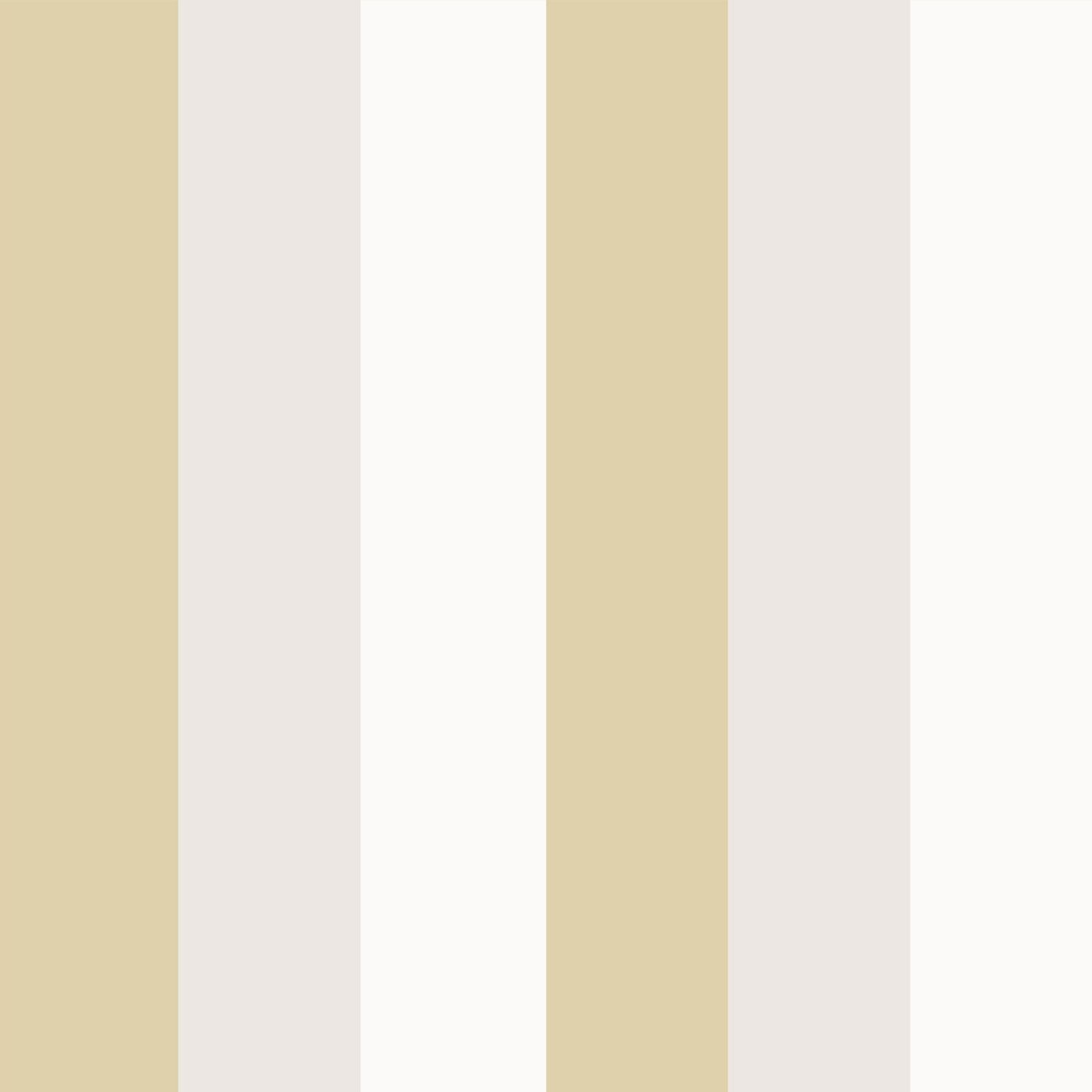 Tapete Papier Gestreift Rasch Textil gold grau 330303