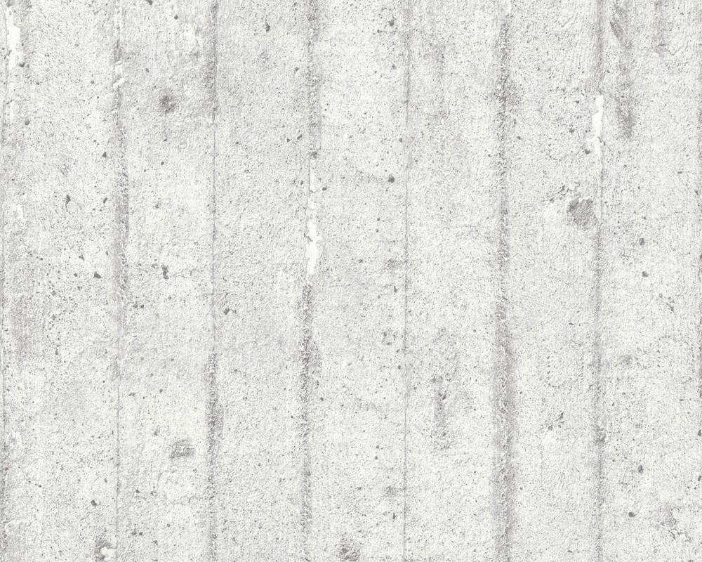 vlies tapete steinoptik stein fliese wei as creation 7137 11. Black Bedroom Furniture Sets. Home Design Ideas