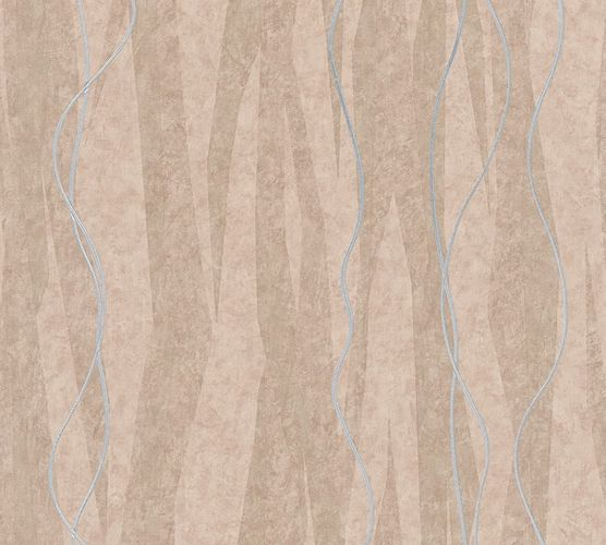 Wallpaper graphic lines beige AS Creation 32999-2 online kaufen