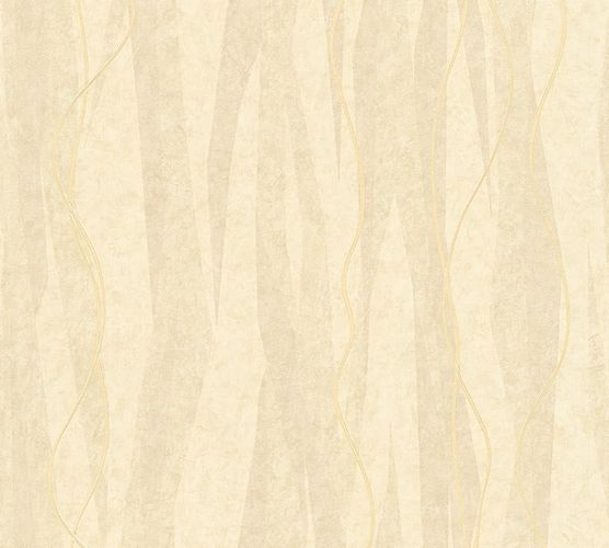 Wallpaper graphic beige yellow AS Creation 32999-5 online kaufen