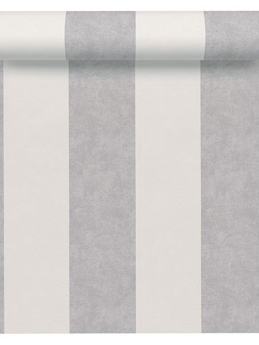 Wallpaper striped white grey AS Creation 32990-2