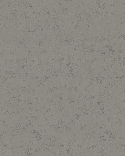 Tapete Struktur Putz Glanz grau metallic Marburg 58138 online kaufen