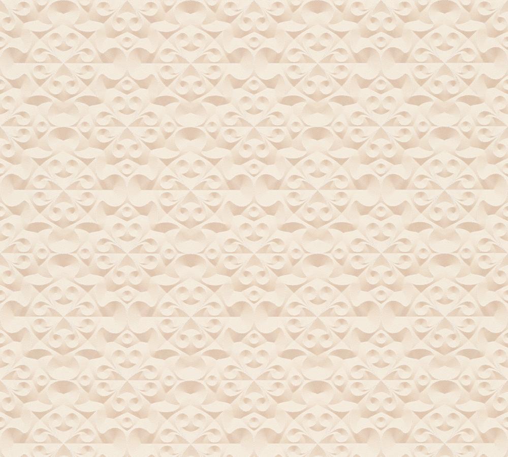 tapete vlies ornamente beige as creation 32983 2. Black Bedroom Furniture Sets. Home Design Ideas