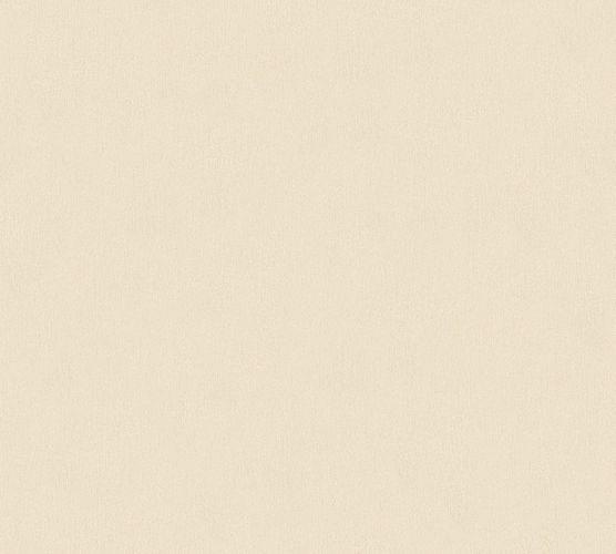Tapete Vlies Einfarbig Uni beige AS Creation 33653-8