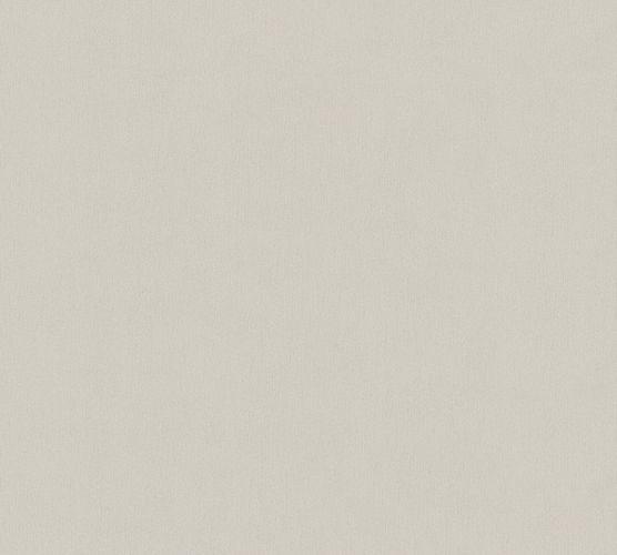 Tapete Vlies Einfarbig Uni grau AS Creation 33657-6