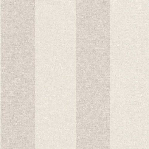 Wallpaper striped vintage grey Rasch Florentine 449600 online kaufen