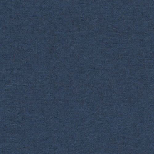 Wallpaper textured plain dark blue Rasch Florentine 449860 online kaufen