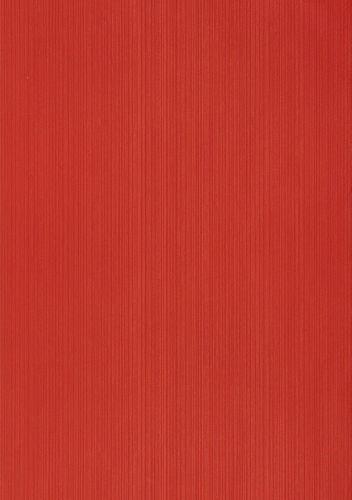 Glööckler Tapete Vlies Uni Struktur rot Glanz 54851 online kaufen