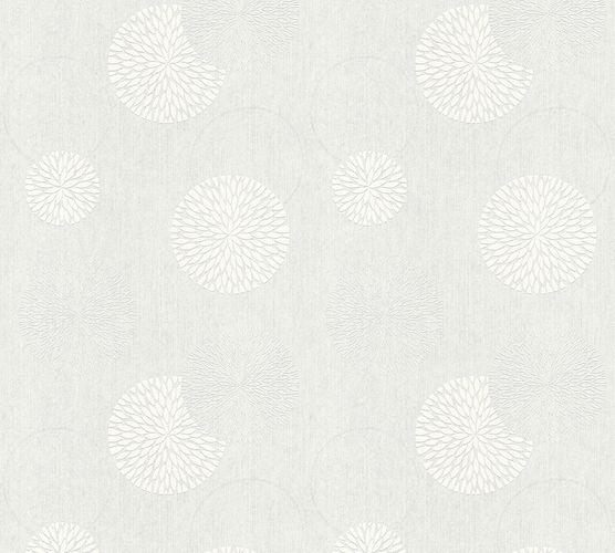 XL Paintable Wallpaper Non-Woven Circle Style 32131-1 online kaufen