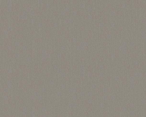 Tapete Vlies Uni Design taupe grau Hermitage 34276-8 online kaufen