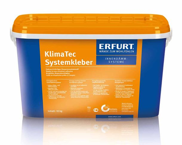 Erfurt KlimaTec Systemkleber für KlimaTec Thermovlies online kaufen