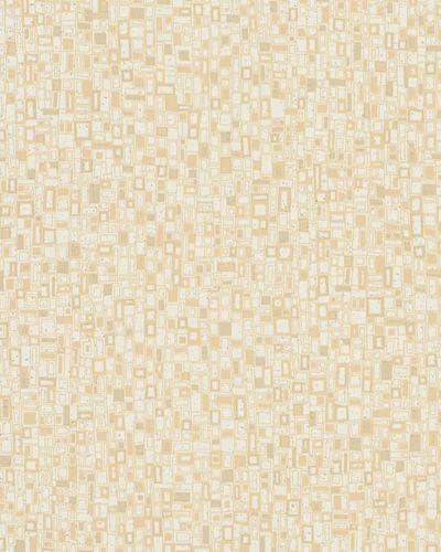 Wallpaper graphic cream white glitter Marburg 57869