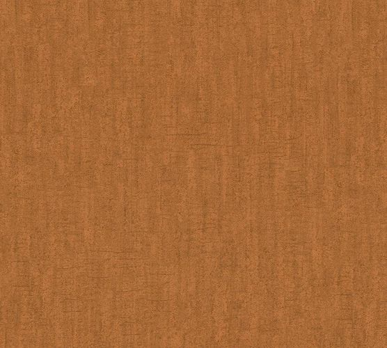 Wallpaper mottled vintage rust brown AS Creation 33984-8