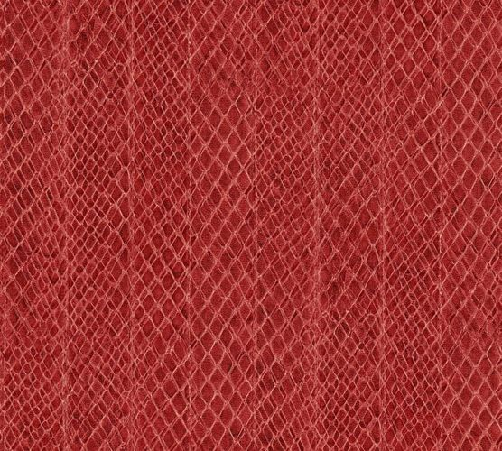 Wallpaper snake style red cream AS Creation 33987-3