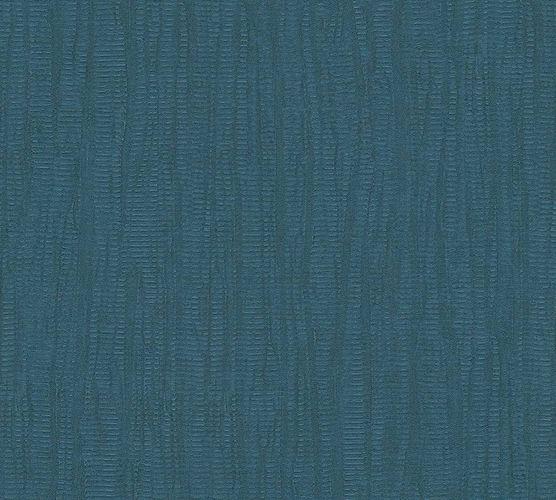 Tapete Vlies Strukturiert blau AS Creation 34061-6