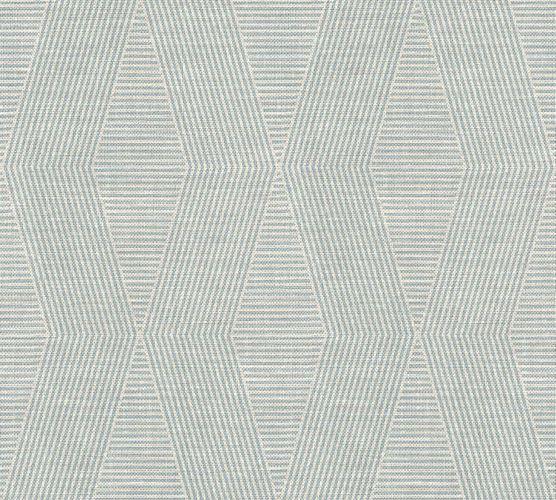 Tapete Vlies Vintage Ethno weiß blau livingwalls 34218-4 online kaufen