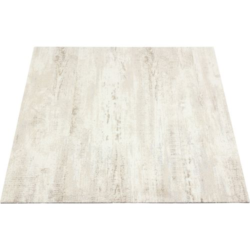 Wood Style Carpet Tile Rug Flooring beige cream 100x25 cm