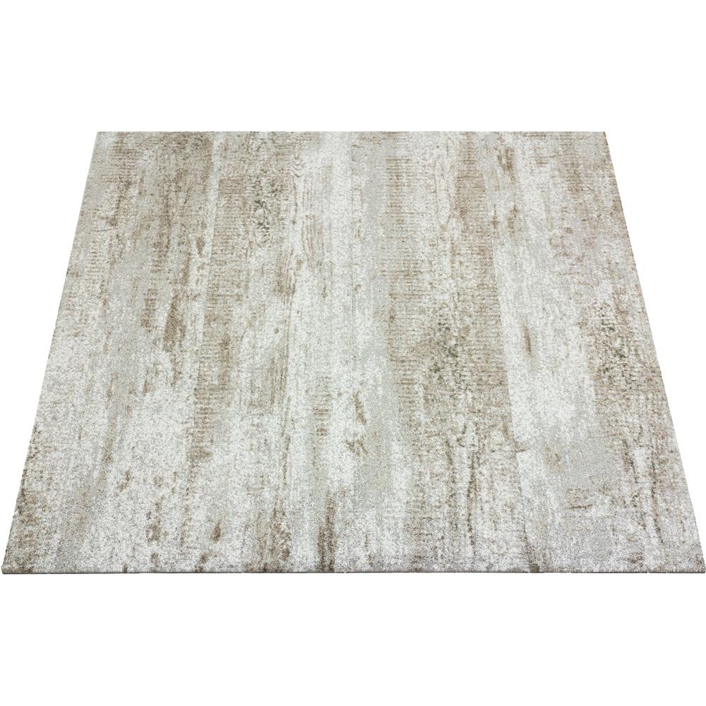 teppichdielen teppich holz holzdiele grau creme 100x25cm