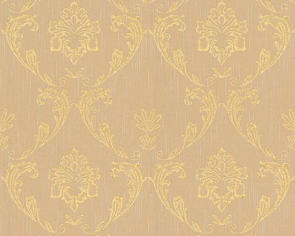 Tapete Textil Ornament beige gold Architects Paper 30658-4