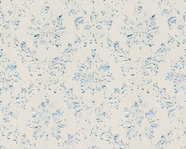 Wallpaper Textile baroque grey Architects Paper 30662-2 buy online