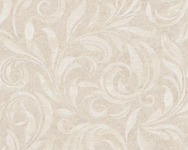 Tapete Vlies Architects Paper Ranken beigecreme Glanz 95940-1