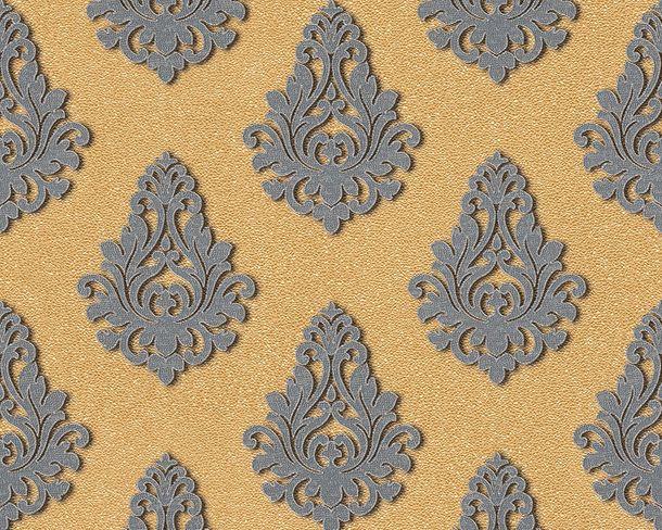 Wallpaper Architects Paper baroque ochre Gloss 95981-4 online kaufen