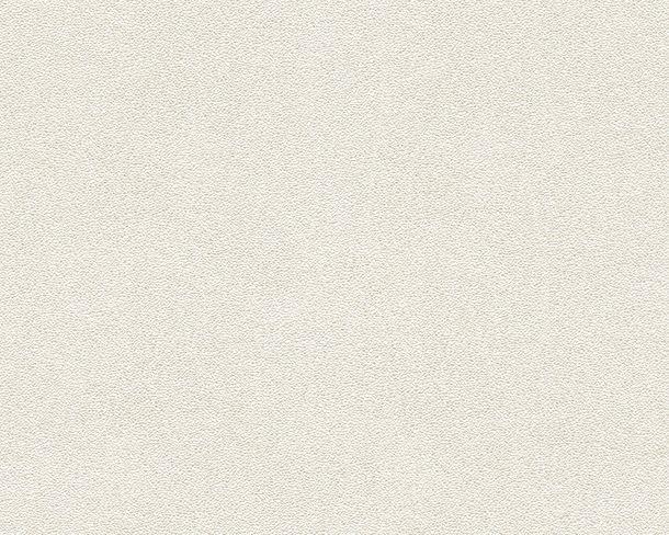 Tapete Vlies Architects Paper Granulat weiß Glanz 95982-1