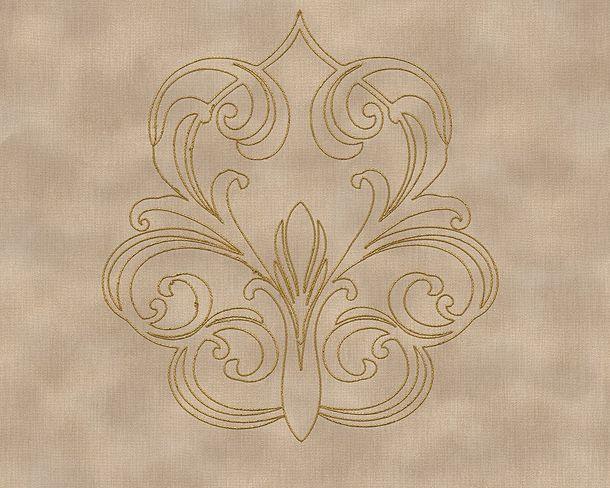 Wallpaper Architects Paper Panel baroque beige brown Gloss 96983-1 online kaufen