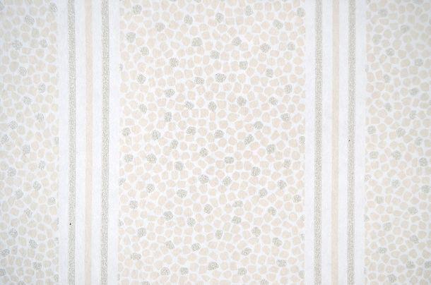 Tapete weiß glitzer  Tapete Vlies Barock Mosaik weiß Glitzer Fuggerhaus 4789-11