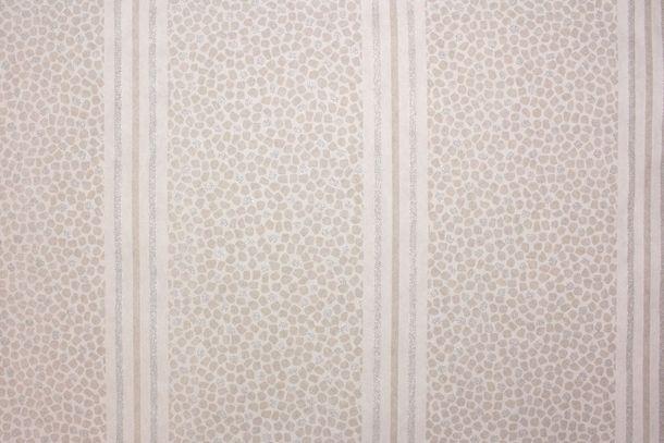 Tapete Vlies Streifen perlweiß Glitzer Fuggerhaus 4790-31 online kaufen