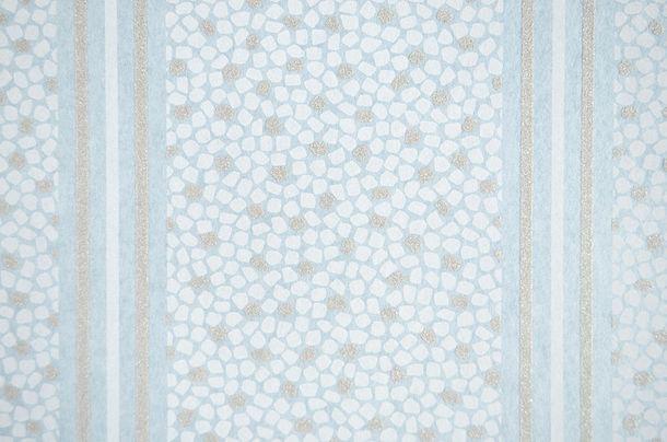 Tapete Vlies Streifen hellblau Glitzer Fuggerhaus 4790-62 online kaufen